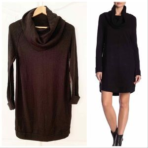 NEW Vince Camuto | Cowl Neck Sweater Dress Sz S